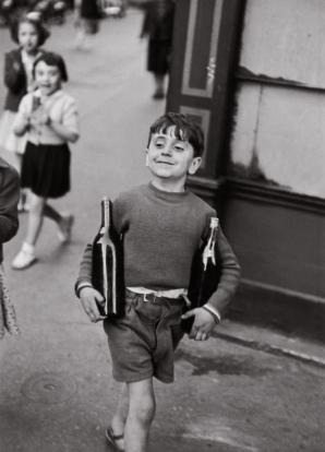 Rue Mouffetard, Paris 1952